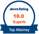Avvo - Top Attorney
