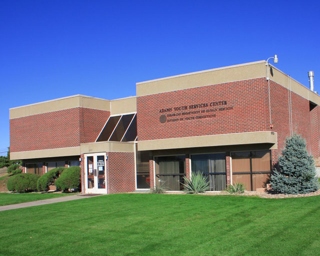 exterior of aysc colorado