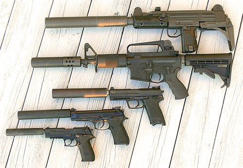 Are Silencers Illegal in Colorado?