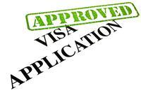 Visa 20application 20approved