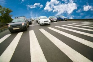 Five Things to Know When You are in a Traffic Accident in Los Angeles, California