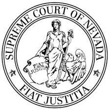 Nevada Supreme Court seal